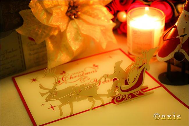 クリスマスカードメッセージ英語